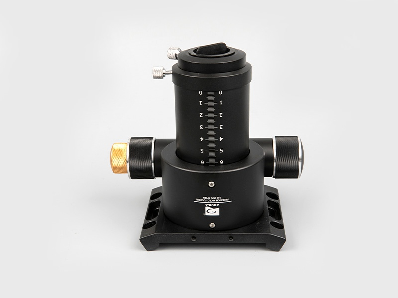 リフレクター望遠鏡用2インチ1:10デュアルスピード望遠鏡フォーカサー