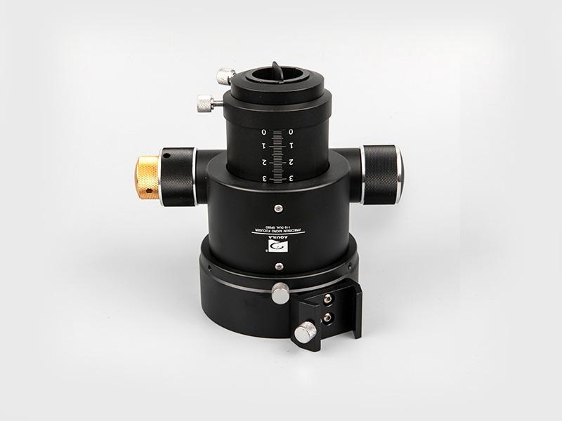 屈折望遠鏡用の2インチ360度回転デュアルスピードフォーカサー