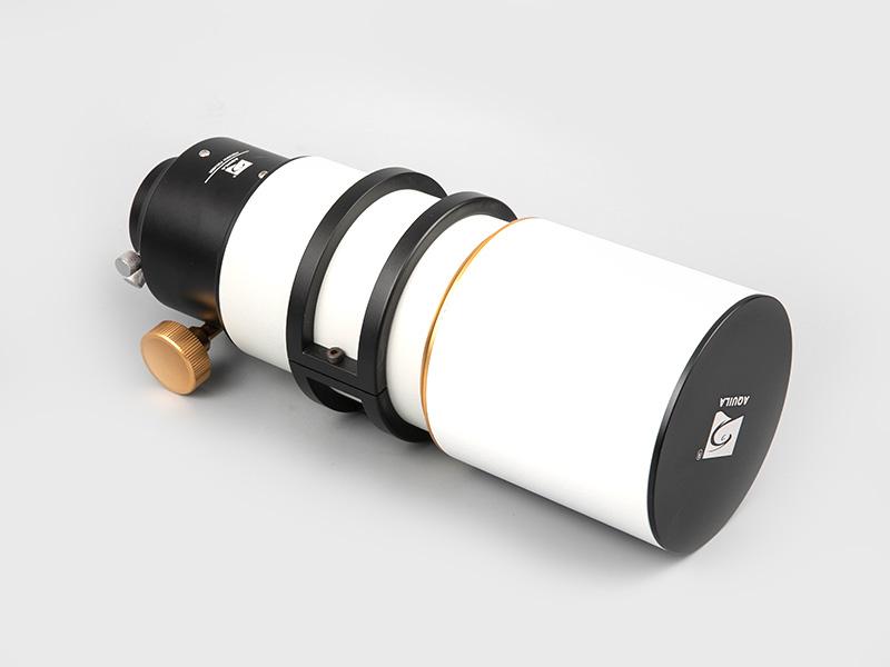 F40080屈折望遠鏡、シングルスピードフォーカサー80400D