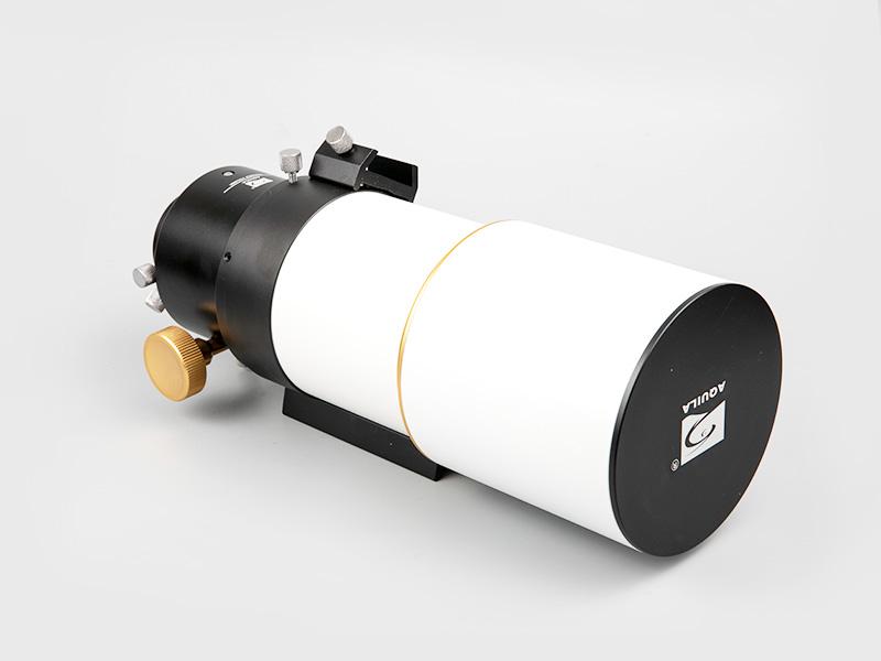 F40080屈折望遠鏡、シングルスピードフォーカサー80400B