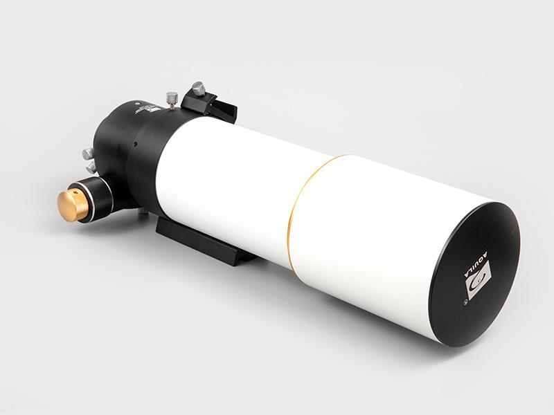 F40080屈折望遠鏡、デュアルスピードフォーカサー付き80400BS