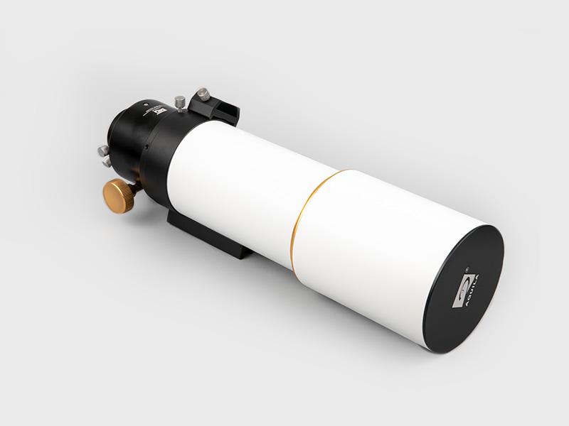 F50090屈折望遠鏡、シングルスピードフォーカサー90500B