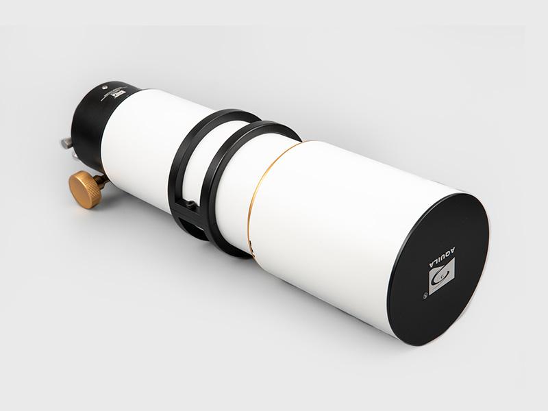 F50090屈折望遠鏡、シングルスピードフォーカサー90500D