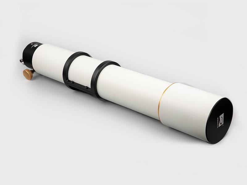 F80090屈折望遠鏡、シングルスピードフォーカサー90800D